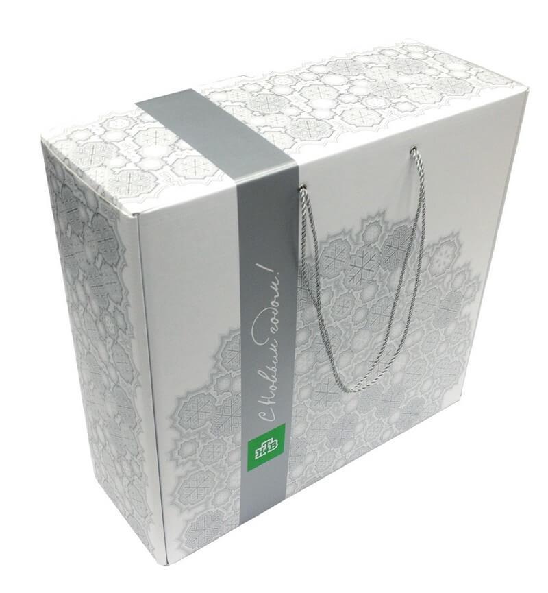 коробка нтв с новым годом b